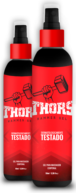 Thors Hammer Gel 1